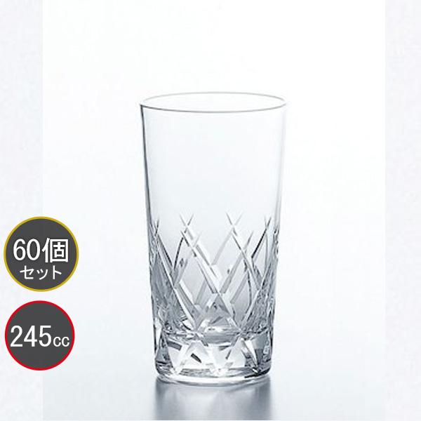 東洋佐々木ガラス 60個セット 8オンスタンブラー レジナ HS強化グラス T-21103HS-E107 プロユース 業務用 家庭用 コップ 家飲み ウィスキーグラス バーアイテム