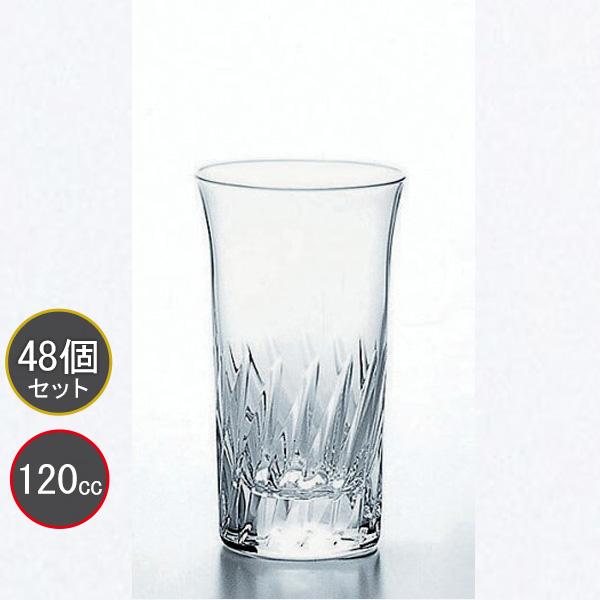 東洋佐々木ガラス 48個セット 細5オンスオールドタンブラーグラス ナック・フェザー HS強化グラス T-20108HS-2 プロユース 業務用 家庭用 コップ 家飲み ウィスキーグラス バーアイテム