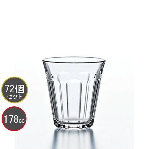 東洋佐々木ガラス 72個セット ピチカート 6オンスタンブラー HS強化グラス CP-01203-JAN プロユース 業務用 家庭用 コップ 家飲み バーアイテム