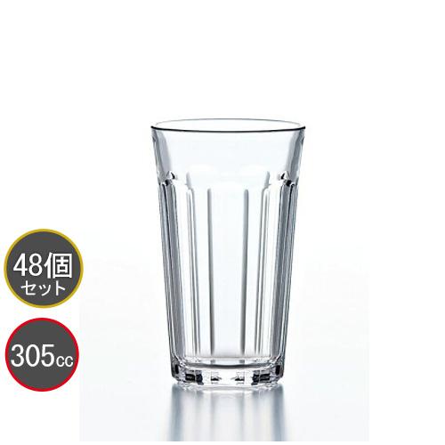 東洋佐々木ガラス 48個セット ピチカート 10オンスタンブラー HS強化グラス CP-01201-JAN プロユース 業務用 家庭用 コップ 家飲み バーアイテム