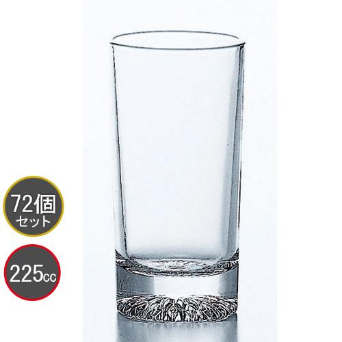 東洋佐々木ガラス 72個セット 北斗 8オンスタンブラー P-01121-JAN プロユース 業務用 家庭用 コップ 家飲み ウィスキーグラス バーアイテム