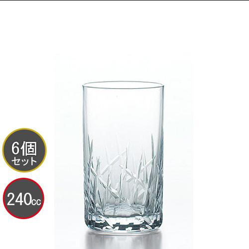東洋佐々木ガラス 6個セット ファインマタン タンブラー T-27908CC-C9 プロユース 業務用 家庭用 コップ 家飲み ウィスキーグラス バーアイテム