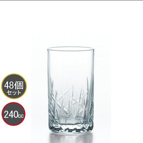 東洋佐々木ガラス 48個セット ファインマタン タンブラー T-27908CC-C9 プロユース 業務用 家庭用 コップ 家飲み ウィスキーグラス バーアイテム