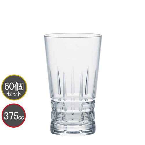 東洋佐々木ガラス 60個セット フィヨルド カット 12オンスタンブラー T-22102-C733 プロユース 業務用 家庭用 コップ 家飲み ウィスキーグラス バーアイテム