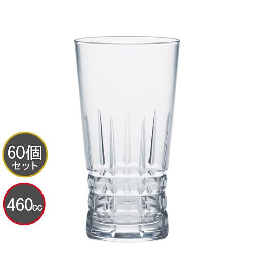 東洋佐々木ガラス 60個セット フィヨルド カット 15オンスタンブラー T-22101-C733 プロユース 業務用 家庭用 コップ 家飲み ウィスキーグラス バーアイテム