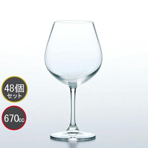 東洋佐々木ガラス 48本セット レセプション ブルゴーニュ ワイングラス 30K85HS HS強化グラス プロユース 業務用 家庭用 コップ 家飲み ワイングラス バーアイテム
