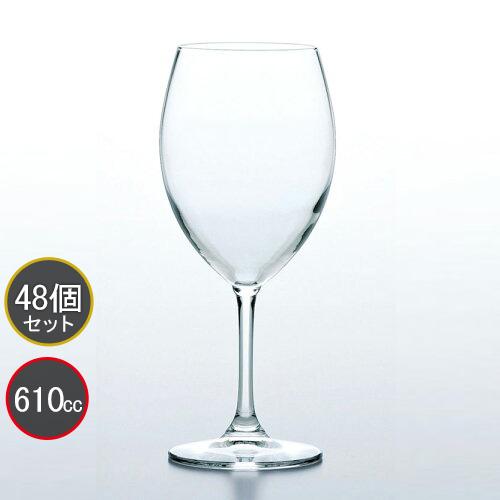 東洋佐々木ガラス 48本セット レセプション ボルドー ワイングラス 30K83HS HS強化グラス プロユース 業務用 家庭用 コップ 家飲み ワイングラス バーアイテム