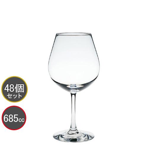 東洋佐々木ガラス 48本セット ペティオ-ル ブルゴーニュ ワイングラス 30M85CS HS強化グラス プロユース 業務用 家庭用 コップ 家飲み バーアイテム