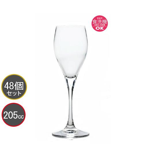 東洋佐々木ガラス 48本セット ペティオ-ル ビンテージシャンパングラス 30M62CS HS強化グラス プロユース 業務用 家庭用 コップ 家飲み バーアイテム