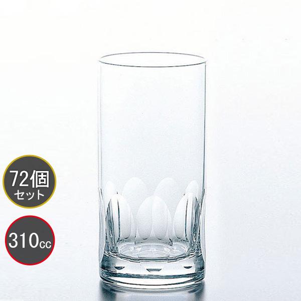 東洋佐々木ガラス HS強化グラス 72個セット ラウト タンブラーグラス 06410HS-E102 プロユース 業務用 家庭用 コップ 家飲み ウィスキーグラス バーアイテム