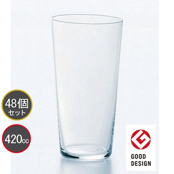 東洋佐々木ガラス 48個セット リオート 14オンス タンブラー T-20205-JAN プロユース 業務用 家庭用 コップ 家飲み ウィスキーグラス バーアイテム