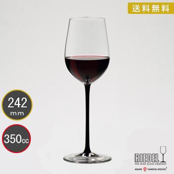 名入れグラス 代引き不可 送料無料・包装無料 リーデル ソムリエ ブラック・タイ ワイングラス マチュア・ボルドー 4100/0 レリーフ料込み グラス名入れ