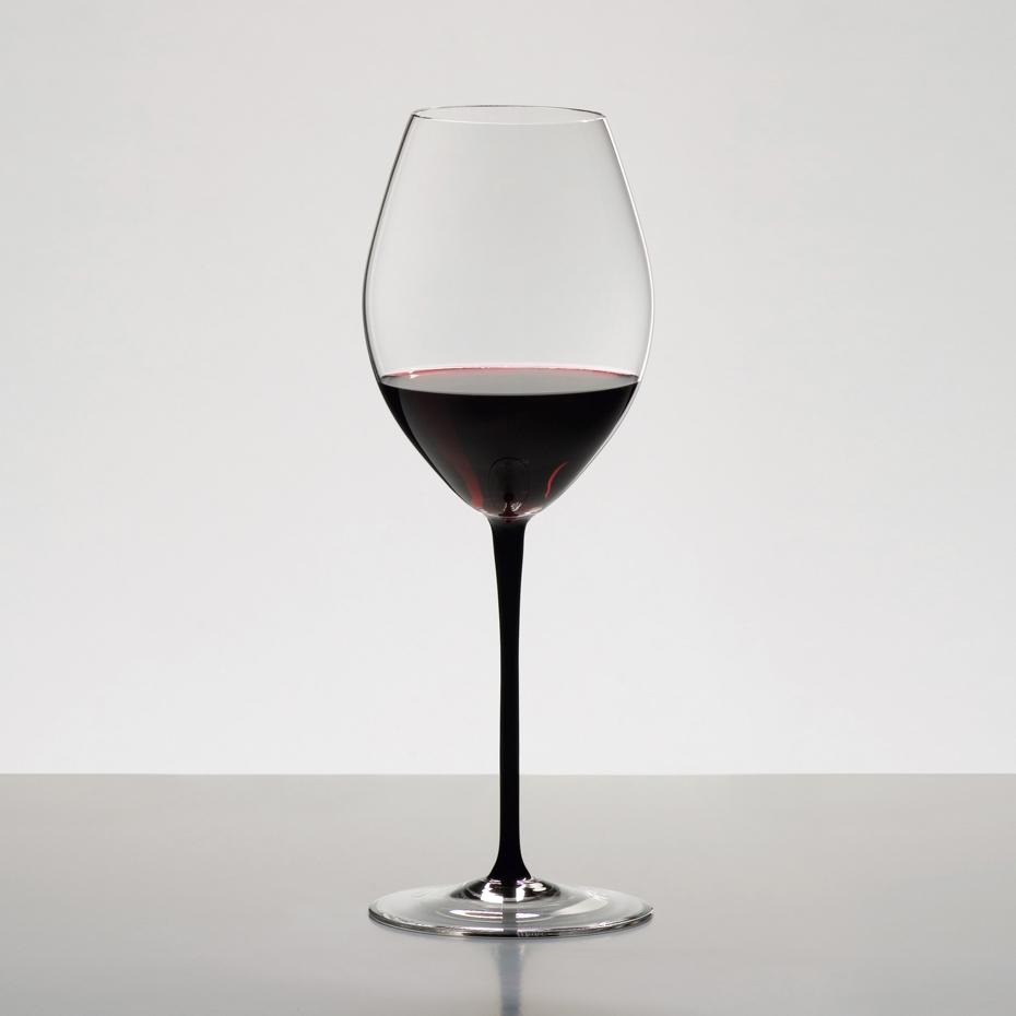 名入れグラス 代引き不可 送料無料・包装無料リーデル ソムリエ ブラック・タイ ワイングラス エルミタージュ 4100/30 レリーフ料込み グラス名入れ