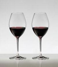 名入れグラス 代引き不可 送料無料・包装無料 RIEDEL リーデル ヴィノム(ビノム) ワイングラス テンプラニーリョ ≪ペア≫ 6416/31 レリーフ料込み グラス名入れ