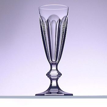 送料無料 Baccarat バカラ アルクール シャンパン フルート 1201-109