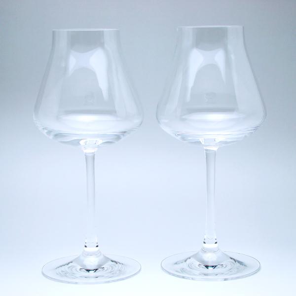 名入れグラス 代引き不可 結婚の御祝 Baccarat バカラ シャトー ワインL ペア 2611-151 レリーフ エッチング 名入れ 彫刻 刻印料込み グラス名入れ