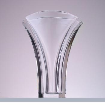 期間限定特価【送料無料】Baccarat バカラ ギンコ ベース 花瓶 H18cm 1792-567