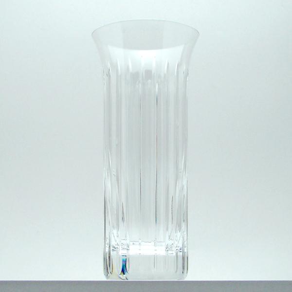 【送料無料】Baccarat バカラ フローラ ビソー ベース 花瓶 2613-138