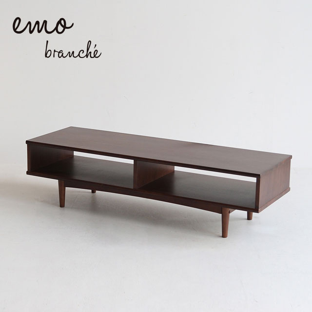 ICIBA 市場 emo branche [エモブランシェ] テレビボード 幅120cm EMK-3143BR