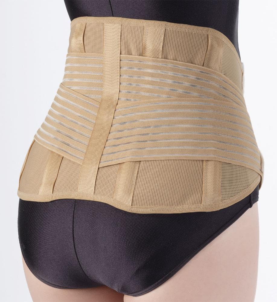 Seasonal Wrap入荷 背中から腰のラインに沿ってしっかりサポート セルヴァン 接骨院の先生が監修した腰コルセット 海外限定