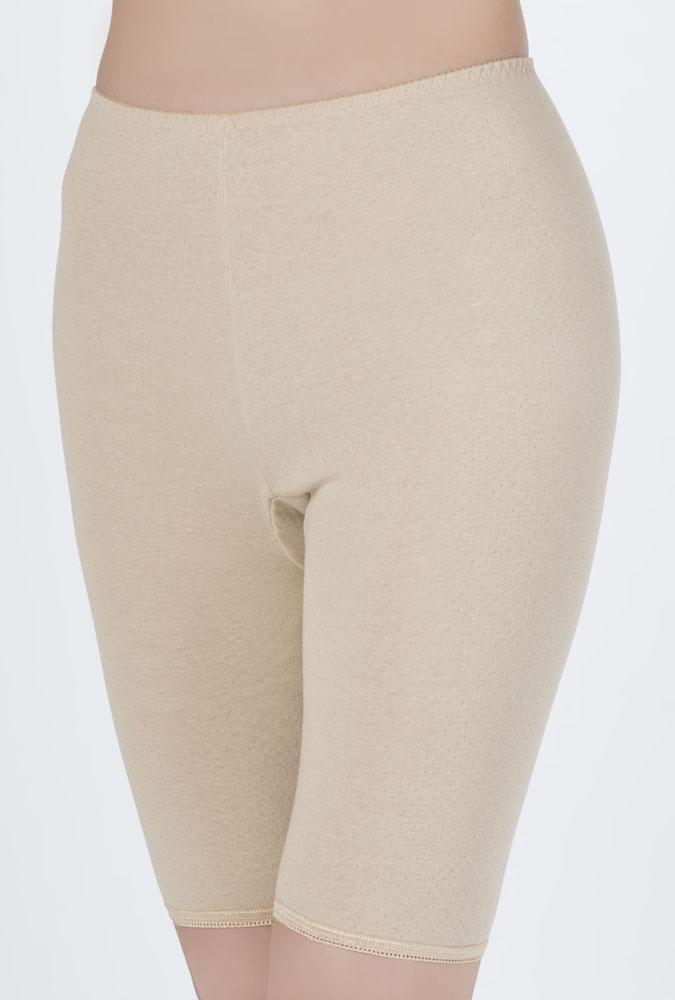 綿100%の柔らかな2重ガーゼが 優しく快適な着心地をお届け メール便送料無料 綿100%やわらかガーゼ編5分丈パンツ 中古 セルヴァン 激安特価品