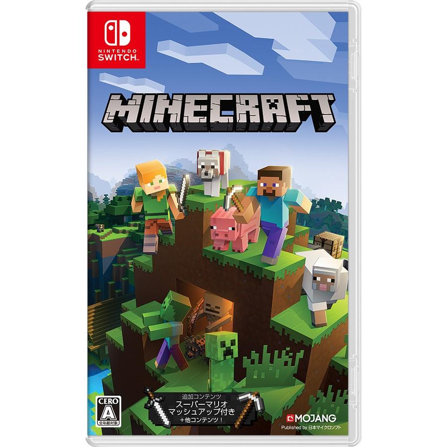 ◇限定Special Price 新品 Nintendo Switch 公式 マイクラ マインクラフト Minecraft