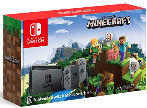 Nintendo Switch Minecraft (マインクラフト) セット※後払い不可