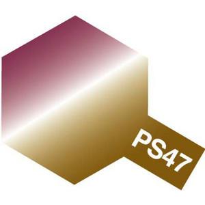 TAMIYA タミヤカラー PS-47 国内即発送 偏光ピンク 人気急上昇 ポリカーボネート専用スプレー塗料 ゴールド ミニ