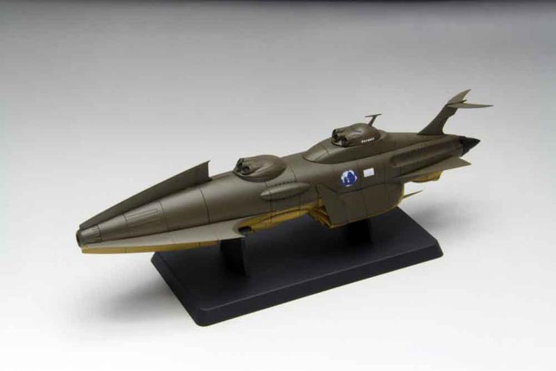 プラモデル ファインモールド 1/500 MC01 太陽系連邦軍 旧地球連邦 宇宙防衛連合艦隊 艦隊旗艦 プラモデル 【Z4689】