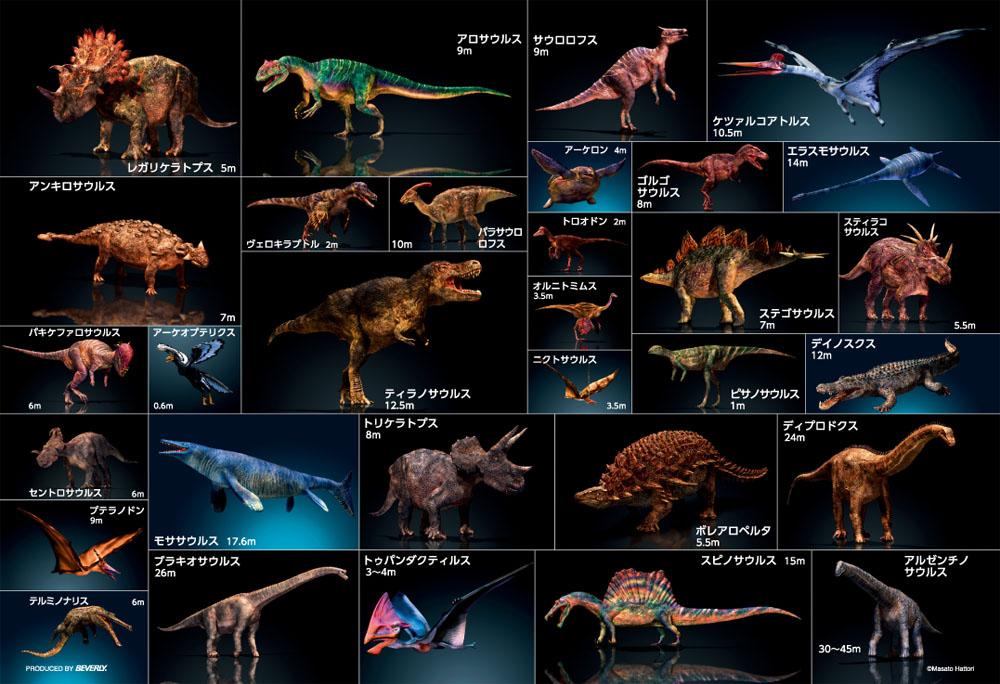 ジグソーパズル 150ラージピース 恐竜ミュージアム ビバリー ☆新作入荷☆新品 市販 38×26cm L74-169