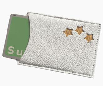 7500円以上のお買上げで送料無料 パスケース ワンポイント ICカード かわいい タイムセール プレゼント ギフト L14 本革単パスケース 名入れ対象商品 本日の目玉 Lino