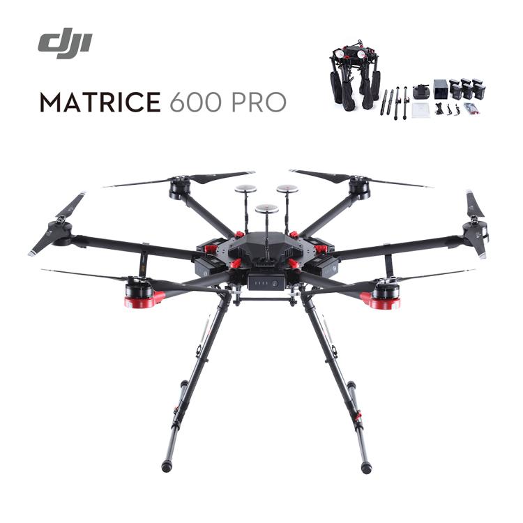 DJI MATRICE 600 Pro ディージェイアイ Zenmuseカメラ Ronin-MX 互換 プロ向け 空撮
