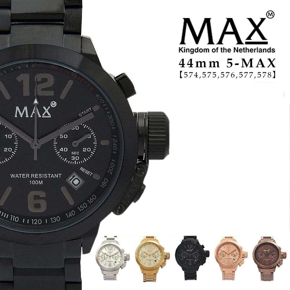 max XL WATCHES マックス メンズ 腕時計 The Artisan Chronograph アルティザン クロノグラフ 574 575 576 577 578 オランダ ヨーロッパ EU 大きい 2年保証書
