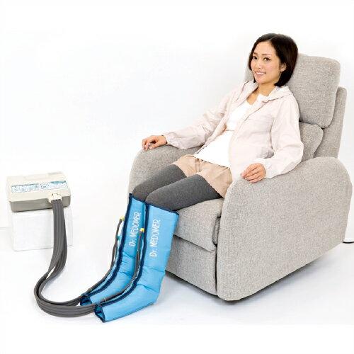 (あす楽対応)(家庭用エアマッサージ器)ドクターメドマー(Dr.MEDOMER) DM-6000 ショートブーツセット - エアマッサージで健康な身体づくり。お好みで選べる4種類のマッサージモード。【smtb-s】