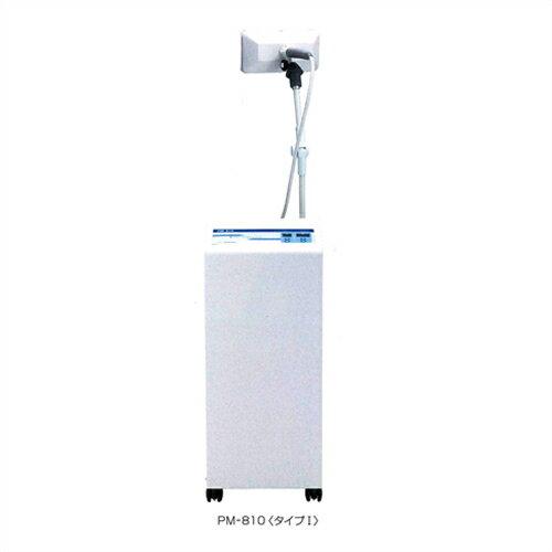 (マイクロ波治療器)伊藤超短波 イトー PM-810(1チャンネル)〈タイプ1:セミワイドアンテナx1〉 - 正確なパルス発振を1Wきざみで操作可能。業界初、EMC適合のマイクロ波治療器【smtb-s】