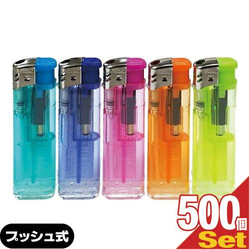 (業務用)(使い捨てライター)BAIKAL(バイカル) プッシュ式電子ライター ×500本 - 荷重式CR機能付き直押し電子ライター -。着火初期はやわらかく、後から硬くなるソフト&ハードタイプ、プッシュ式ライター, 加世田市:a59bab61 --- officewill.xsrv.jp