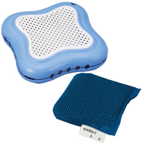 (あす楽対応)(セット商品)(浴室用除菌剤)トータル除菌剤 エスエスティ3 (バスパー) 本体 + 詰め替え用カートリッジセット - 自然物質ヨウドのチカラで浴槽・風呂釜のカビ・ニオイ・雑菌対策。【smtb-s】