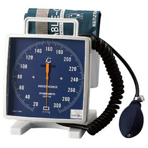(ケンツメディコ)大型アネロイド血圧計 SN-743(卓上型)No.543 - 軽量で持ち運びが容易な大型アネロイド血圧計!【smtb-s】