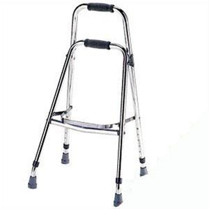 (歩行器)(非課税商品)ピラミッド型歩行器(SV-109C) - 折りたたみは、片手で簡単にできます。【smtb-s】