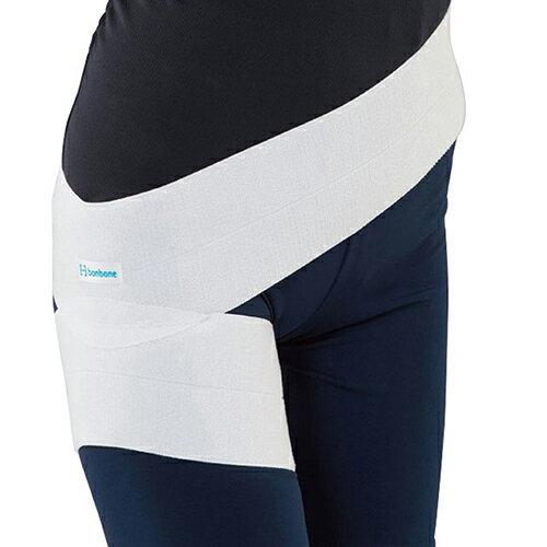 (ネコポス全国送料無料)(股関節サポーター)(ダイヤ工業(DAIYA))bonbone スリムヒップサポーター391(Hip joint) - 伸縮性も良く、股関節をピンポイントで圧迫・固定します。【smtb-s】