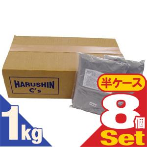 (正規代理店)(医薬部外品)(冷却剤)ハルシンC`s(シーズ) 1kg × 8個(半ケース売り) - 天然メントール配合により爽やかな香りと冷却感が持続します。(ハルシンCS1Kg)【smtb-s】