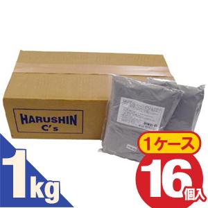 (正規代理店)(医薬部外品)(冷却剤)ハルシンC`s(シーズ) 1kg × 16個(ケース売り) - 天然メントール配合により爽やかな香りと冷却感が持続します。(ハルシンCS1Kg)【smtb-s】