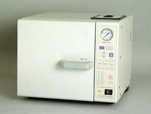 (全自動)サンクレーブSGC-220(SA-121A) + 滅菌バッグ200枚 (外形寸法:W440mmxH365mmxD526mm) (内寸法:φ220mmx360mm)サン・オートクレーブの上位機種です。【smtb-s】