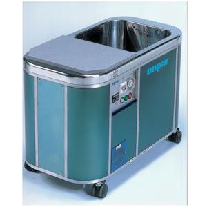 (超音波気泡浴装置)オンパー AT-4型[下肢浴・足関節浴用](SH-467)【smtb-s】