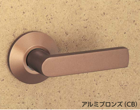 MIWA レバーハンドル65型(CB色)DT33~42