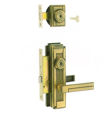 M-43 トステム 装飾錠 MIWA 特殊錠