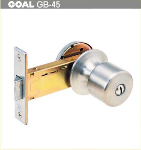 セットアップ Y.K.K 浴室 装飾錠 休日 特殊錠 GOAL GB-45