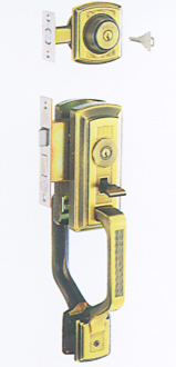 GOAL 装飾錠 (立山アルミ)