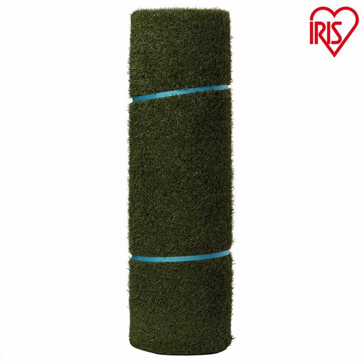 【在庫処分】ロングパイル人工芝 100cm×800cm(厚さ2cm) LP-2018 アイリスソーコー