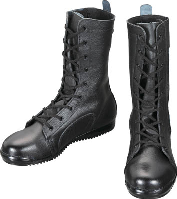 【シモン】シモン 安全靴高所作業用 長編上靴 3033都纏 23.5cm 3033MY23.5【保護具/安全靴】【TC】【TN】9426